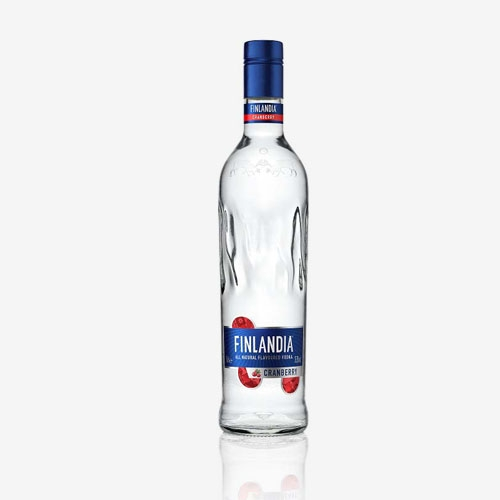 Finlandia Cranberry/ brusnica 37,5% vodka - 700 ml