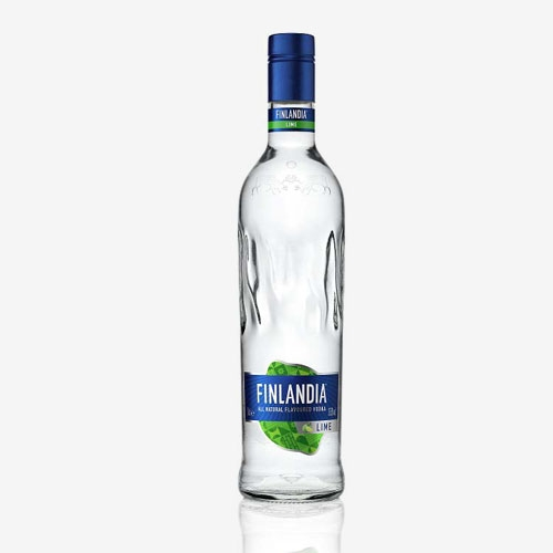 Finlandia Lime fusion 37,5% vodka - 700 ml