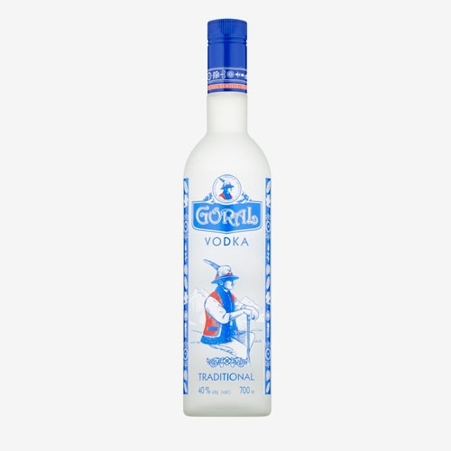 Goral vodka 40%