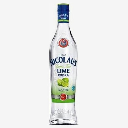 St. Nicolaus Vodka Extra Fine lime/limetka 38 % - 700 ml