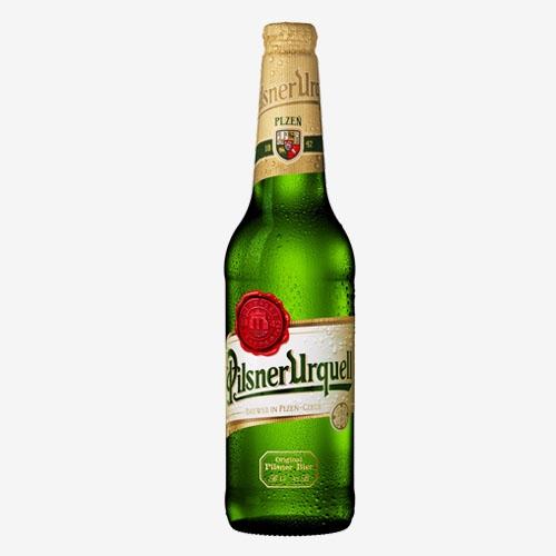 Pilsner Urquell pivo 12% - sklo 500 ml
