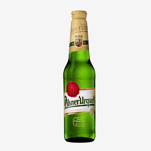 Pilsner Urquell pivo 12% - sklo 330 ml