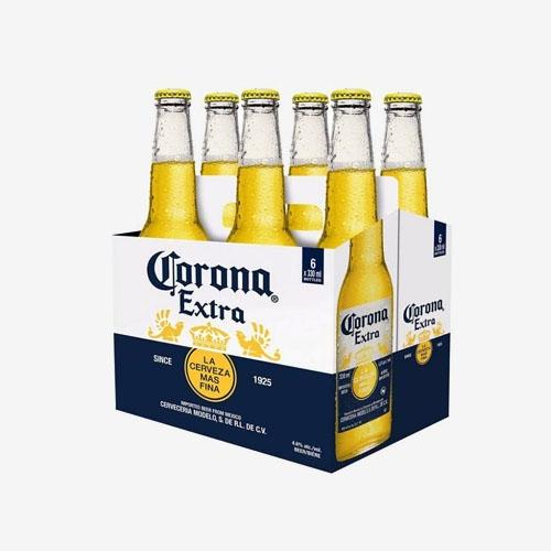 Corona extra pivo - sklo  355 ml