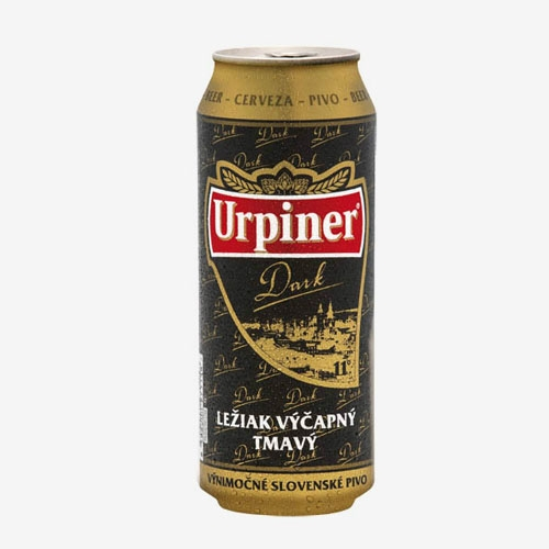 Urpiner pivo tmavé 11° - 500 ml