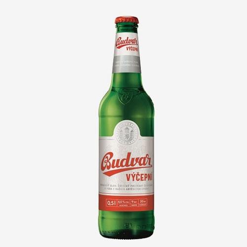 Budvar pivo 10% - sklo 500 ml