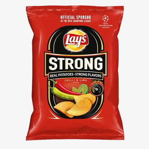 Lays Strong Chilli & Lime 65g