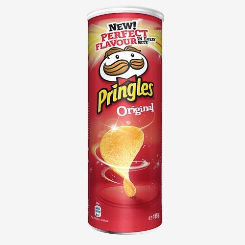Pringles Original chips 165g