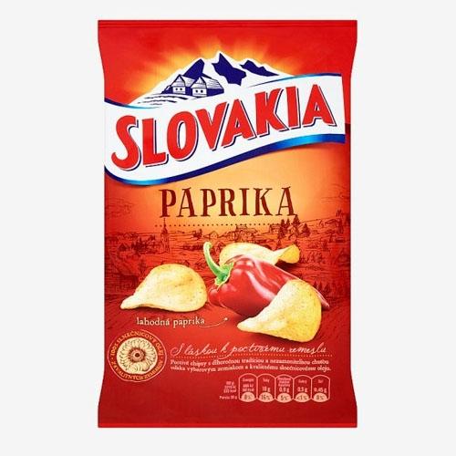 Slovakia Chips paprikové 70g