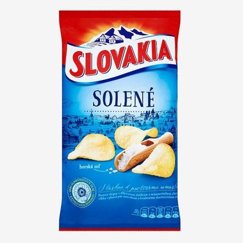Slovakia Chips solené 70g