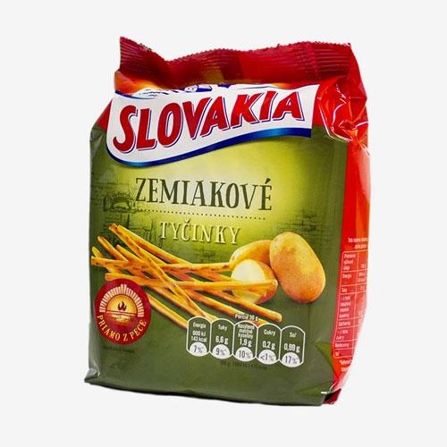 Intersnack Slovakia Tyčinky zemiakové 190g