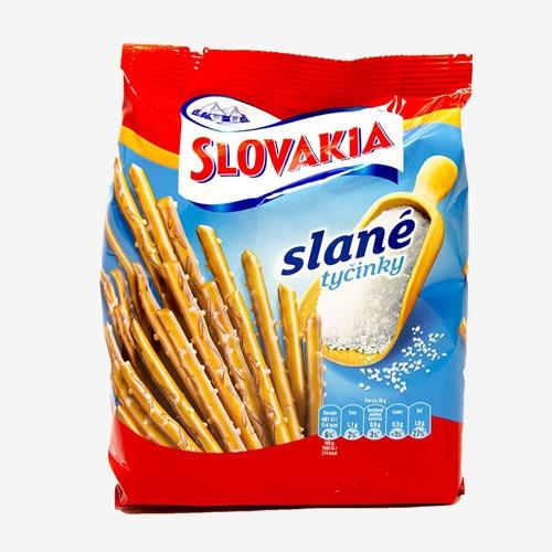 Slovakia Tyčinky slané 190g