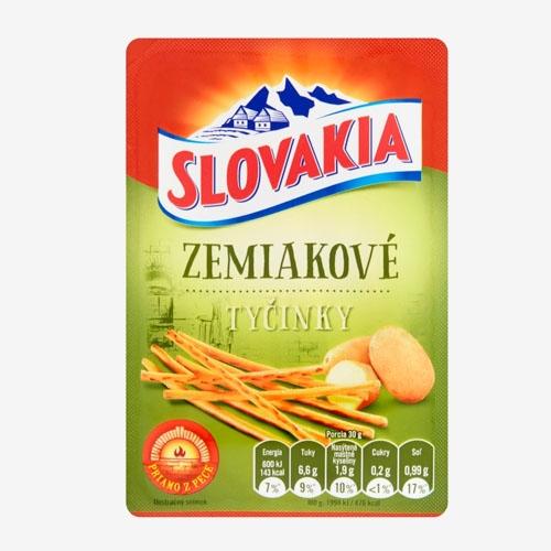Slovakia Tyčinky zemiakové 85g
