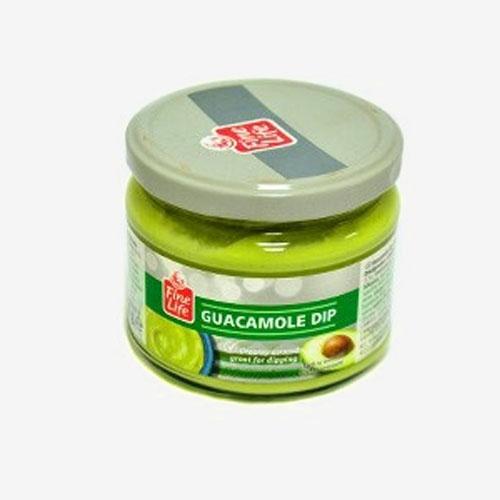 Fine Life Guacamole Dip 300g