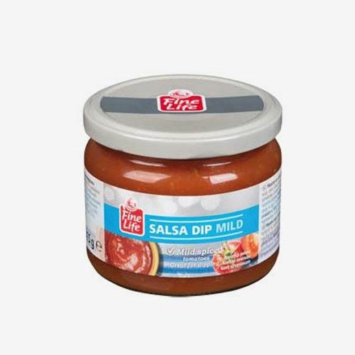 Fine Life Mild Salsa Dip 315g
