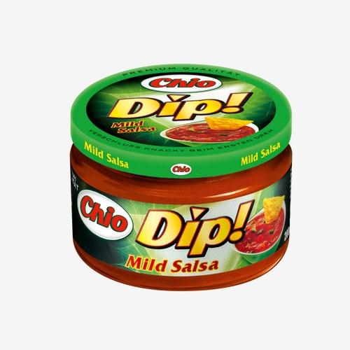 Intersnack Chio dip mild salsa 200g