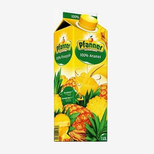 Pfanner džús ananás 100% 1L