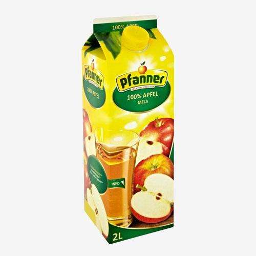 Pfanner džús jablko 100% 2L