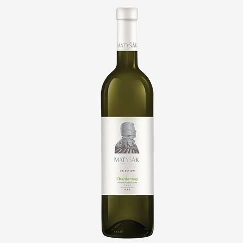 Matyšák Selection Chardonnay 750 ml
