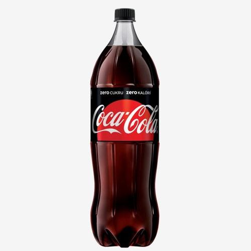 Coca Cola zero 2,25 l