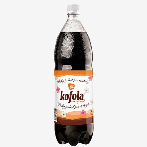 Kofola Originál kolový nápoj 2 l