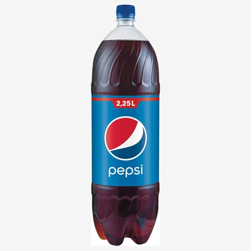 Pepsi cola 2,25 l