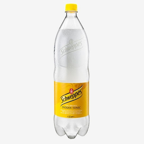 Schweppes tonic limonáda 1,5 l