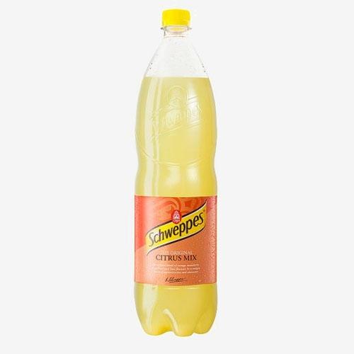 Schweppes citrus mix limonáda 1,5 l