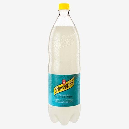 Schweppes bitter lemon limonáda 1,5 l