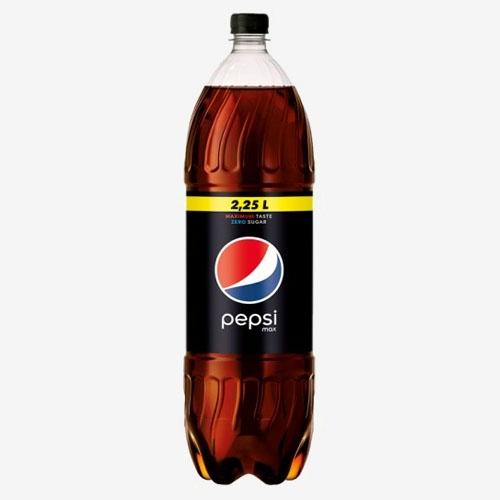 Pepsi bez kalórií 2,25l