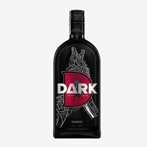 Dark bylinný likér 35% - 700 ml