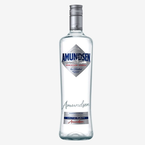 Vodka Amundsen 37,5% - 1000 ml
