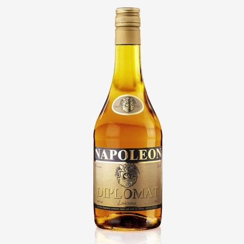 St. Nicolaus Napoleon Diplomat 36% - 700 ml