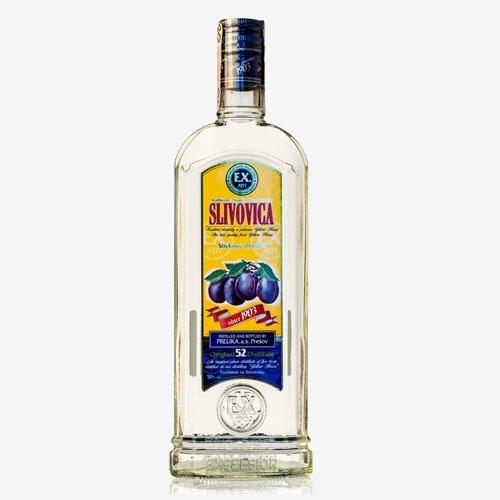 Slivovica Pravý Destilát 52% - 700 ml