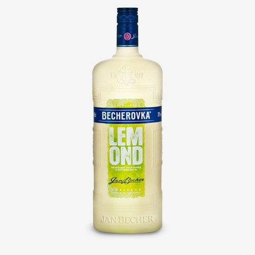 Becherovka lemond 20% - 1000 ml