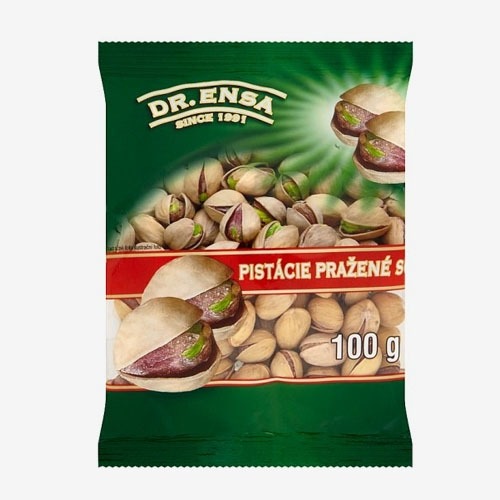 Dr. Ensa Pistachio Roasted Salted 100g