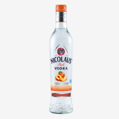 Nicolaus vodka broskyňa 38% - 700 ml