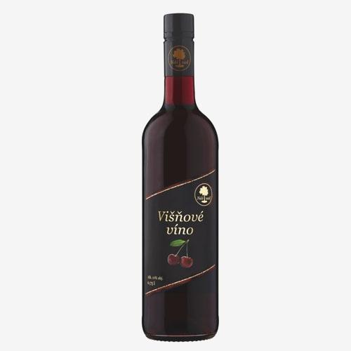 Náš sad Višňové víno 750 ml