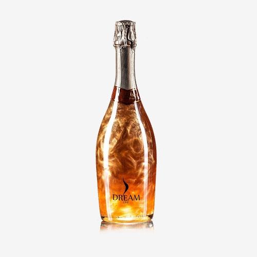 Šumivé víno perlové Dream Line Vulcano - 750 ml
