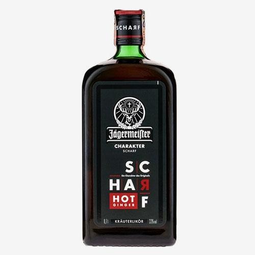 Jägermeister Scharf Hot Ginger 33% - 700 ml