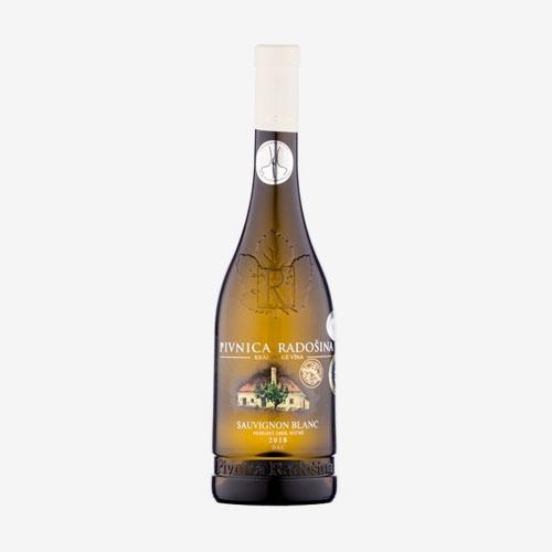 Suvignon blanc neskorý zber suché - Pivnica Radošina 750 ml