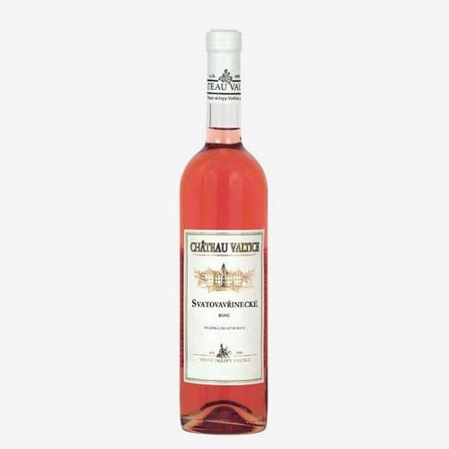 Vínne sklepy Valtice Svätovavrinecké rosé - 750 ml
