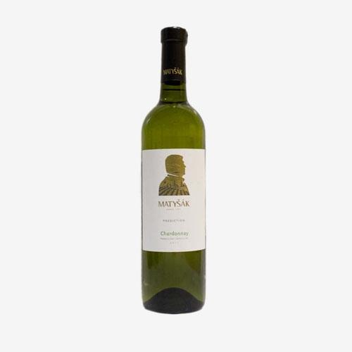 Matyšák Prediction Chardonnay - 750 ml