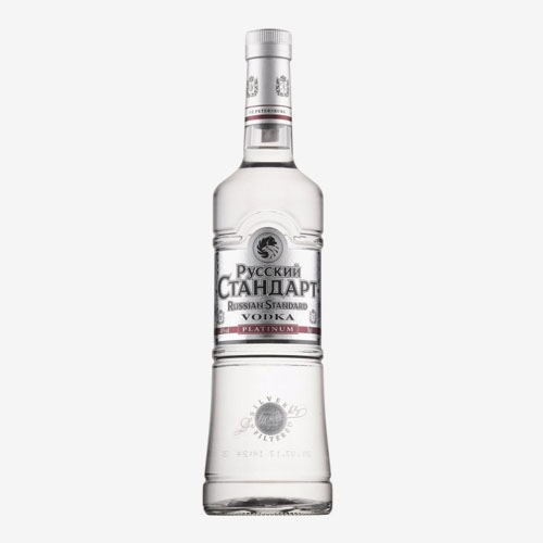 Russian Standard Platinum 40% vodka - 700 ml