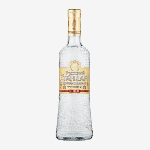 Russian Standard Gold 40% vodka - 700 ml