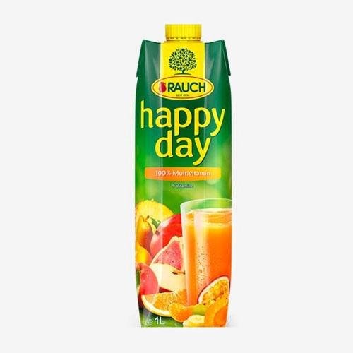 Rauch Happy Day džús multivitamín 100% 1L