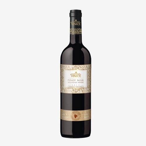 Slovenské Vinice Pinot Noir výber z hrozna 750 ml