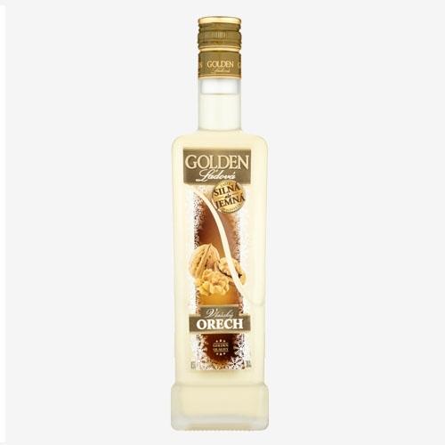 Golden ľadová Vlašský orech 38P0 ml