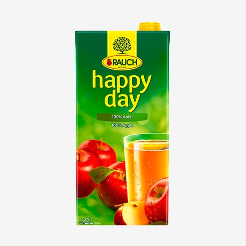 Rauch Happy Day džús pomaranč 100% 2L